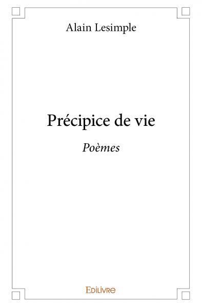 PRECIPICE DE VIE