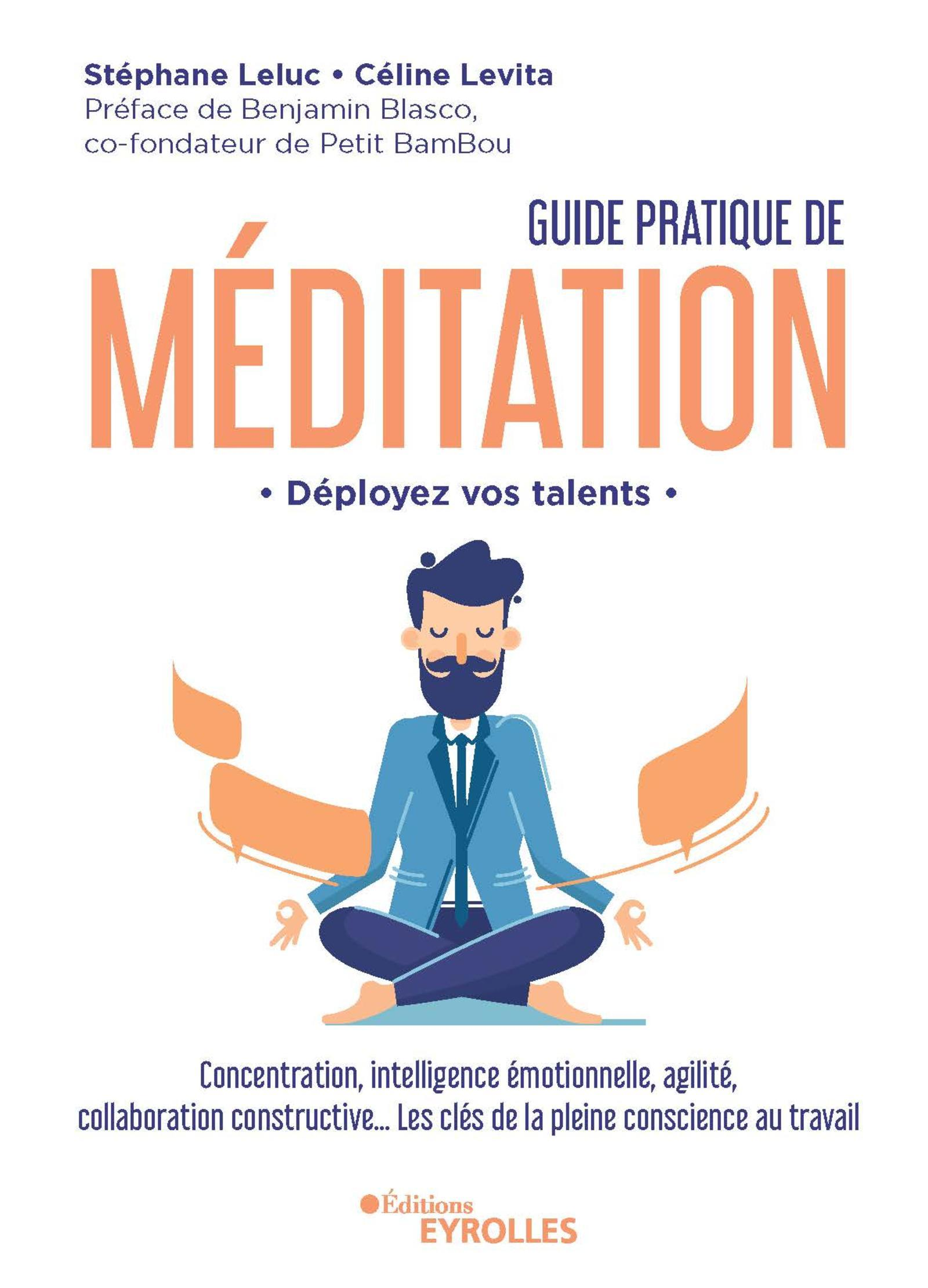 GUIDE PRATIQUE DE MEDITATION - DEPLOYEZ VOS TALENTS / CONCENTRATION, INTELLIGENCE EMOTIONNELLE, AGIL