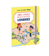 MON CARNET D'ACTIVITES LONDRES