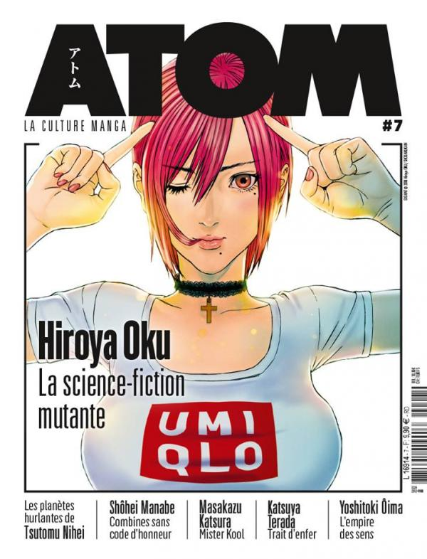 ATOM 07 HIROYA OKU LA SCIENCE-FICTION MUTANTE