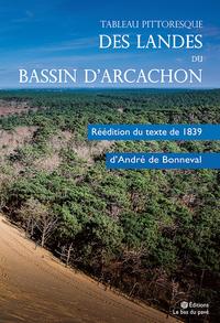 TABLEAU PITTORESQUE DES LANDES DU BASSIN D'ARCACHON