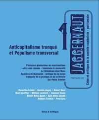 T01 - JAGGERNAUT N 1 - CRISE ET CRITIQUE DE LA SOCIETE CAPITALISTE-PATRIARCALE