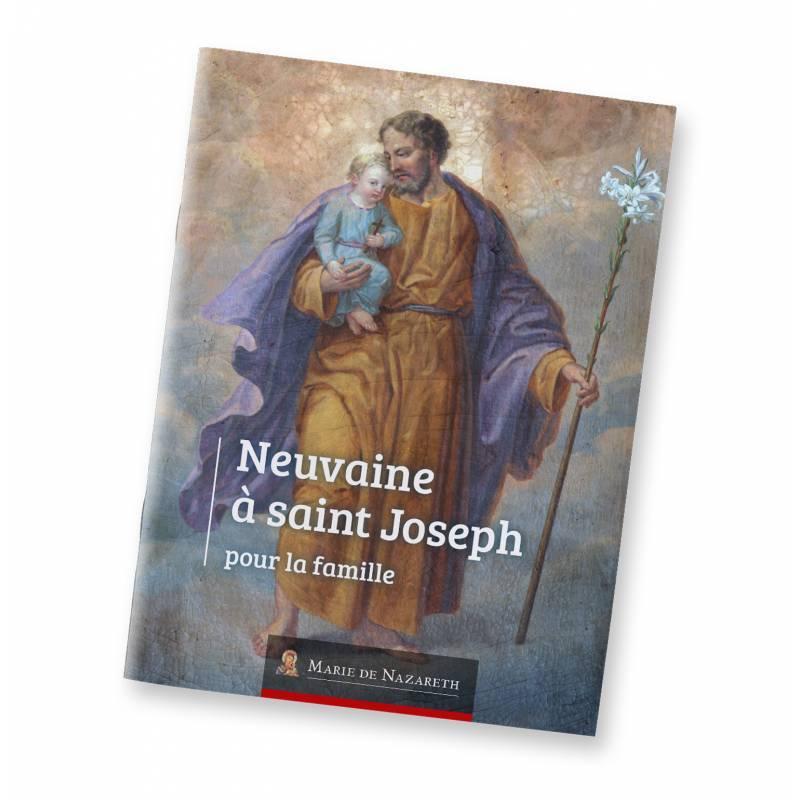NEUVAINE A SAINT JOSEPH - POUR LA FAMILLE