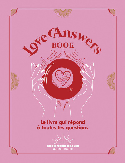LOVE ANSWERS BOOK