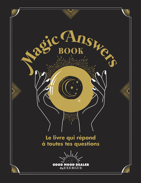 MAGIC ANSWERS BOOK