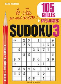 SUDOKU 3 - POUR SPECIALISTES