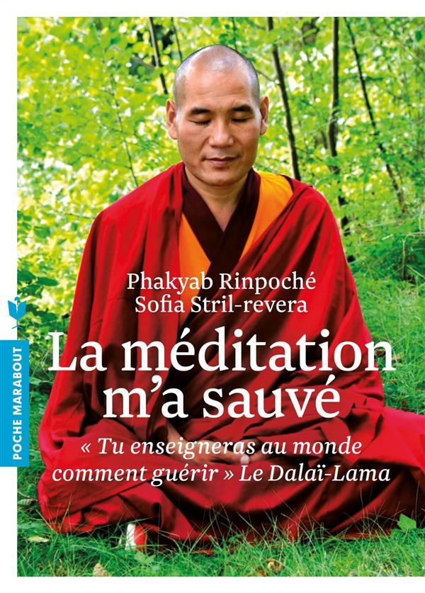 LA MEDITATION M'A SAUVE -  TU ENSEIGNERAS AU MONDE COMMENT GUERIR  LE DALAI-LAMA