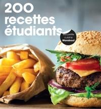 200 RECETTES ETUDIANTS