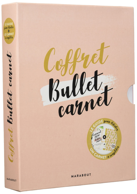 COFFRET COMMENT FAIRE SON BULLET CAHIER