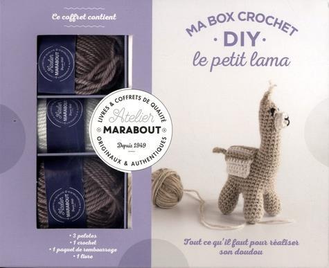 MA BOX CROCHET DIY - LAMA