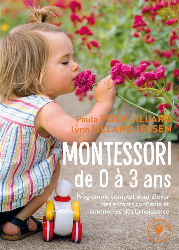 MONTESSORI DE 0 A 3 ANS
