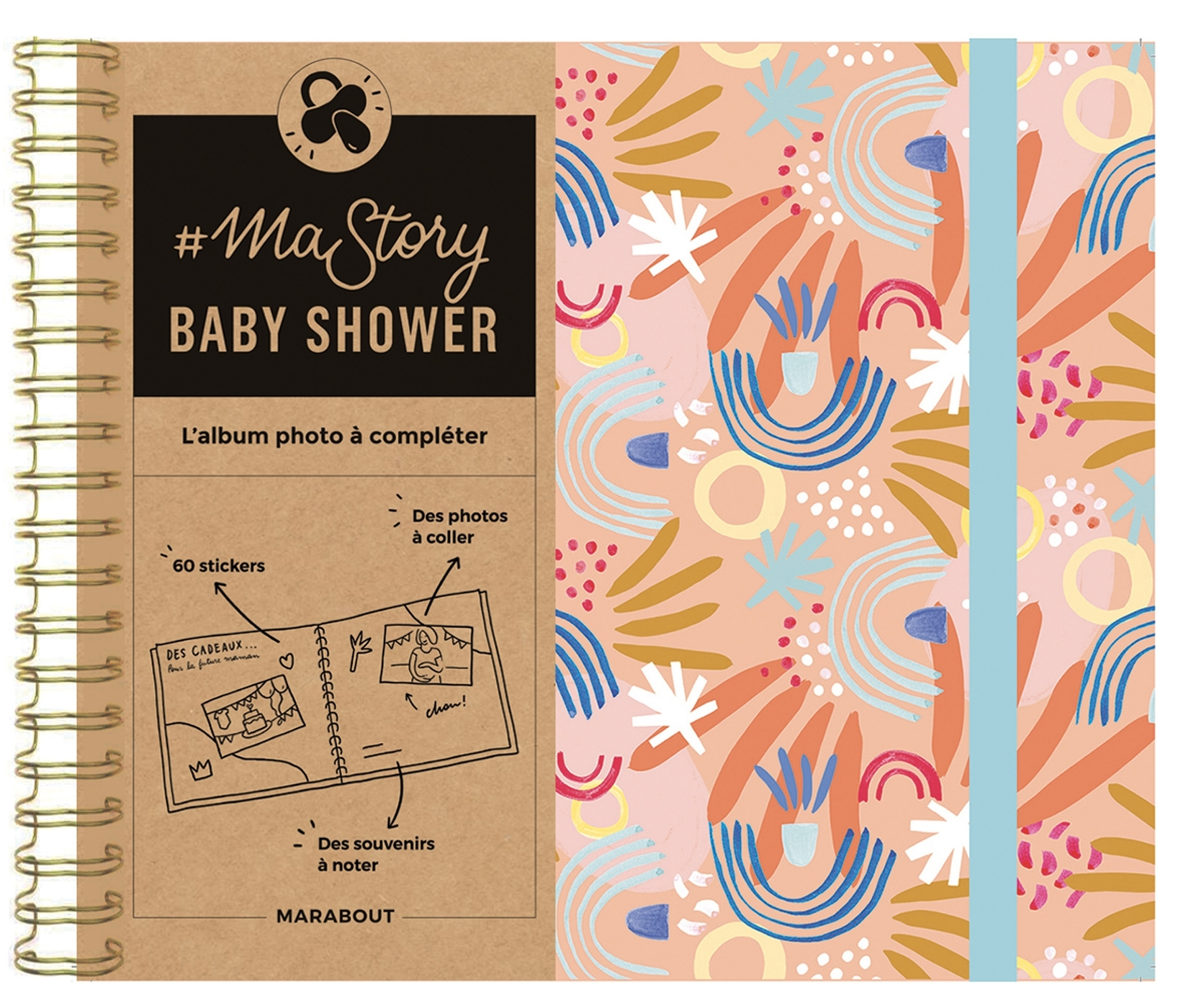 # MA STORY - BABY SHOWER
