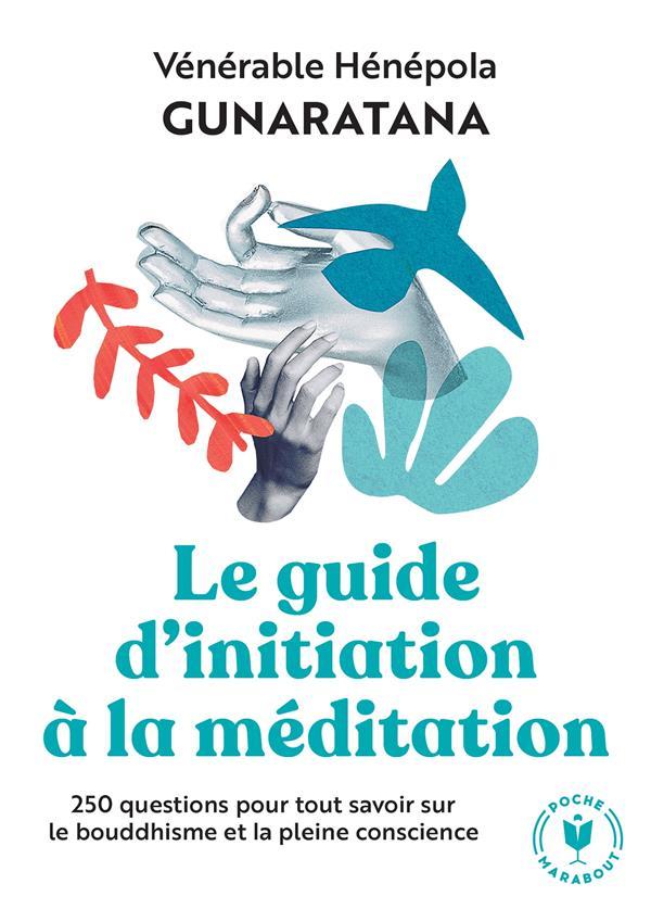 Le grand guide d'initiation a la meditation - 250 questions pour tout savoir sur le bouddhisme et la