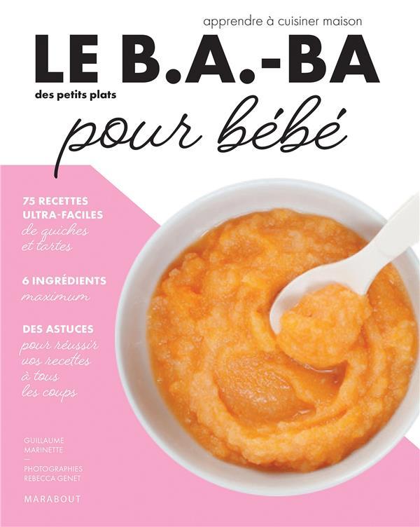 Le b.a.-ba de la cuisine pour bebe
