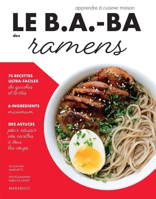 Le b.a.-ba de la cuisine - ramens