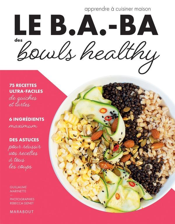 Le b.a.-ba de la cuisine - bowls  healthy