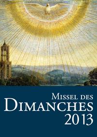 MISSEL DES DIMANCHES 2013