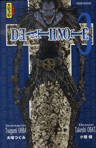 DEATH NOTE - TOME 3