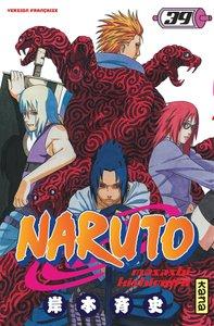 NARUTO - TOME 39