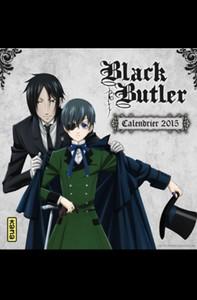 CALENDRIER BLACK BUTLER 2015