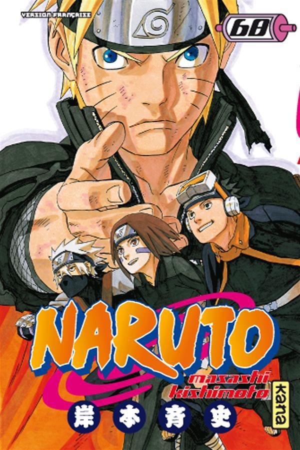Naruto - tome 68