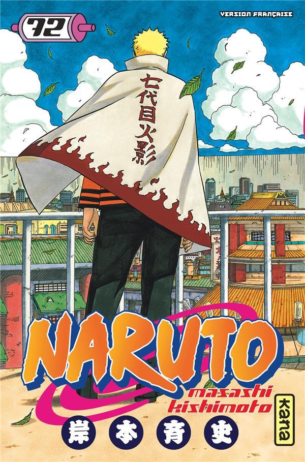 Naruto - tome 72