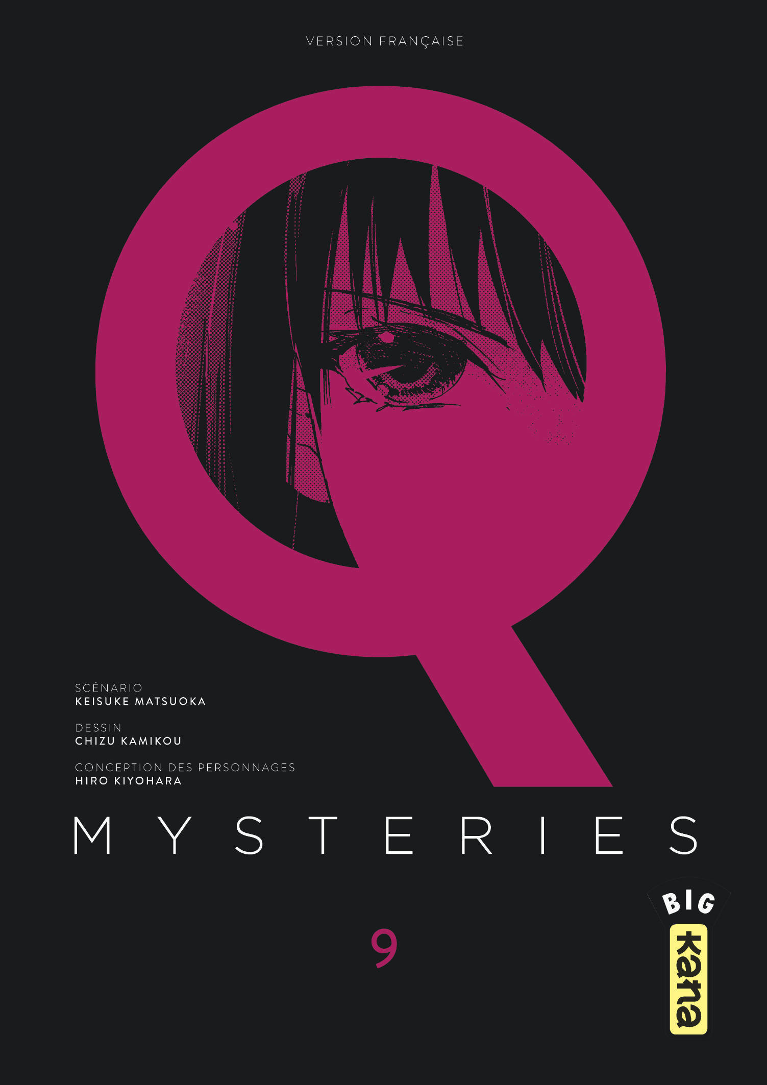 Q MYSTERIES - TOME 9