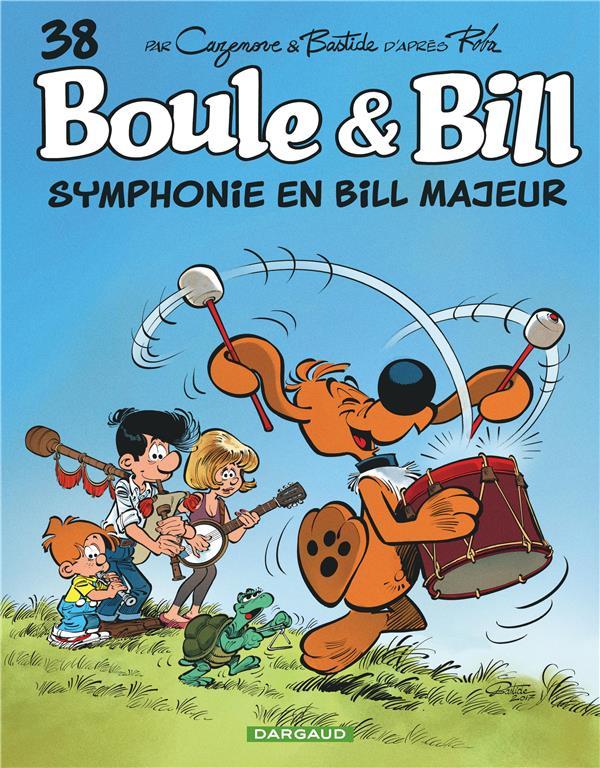 BOULE & BILL T38 SYMPHONIE EN BILL MAJEUR