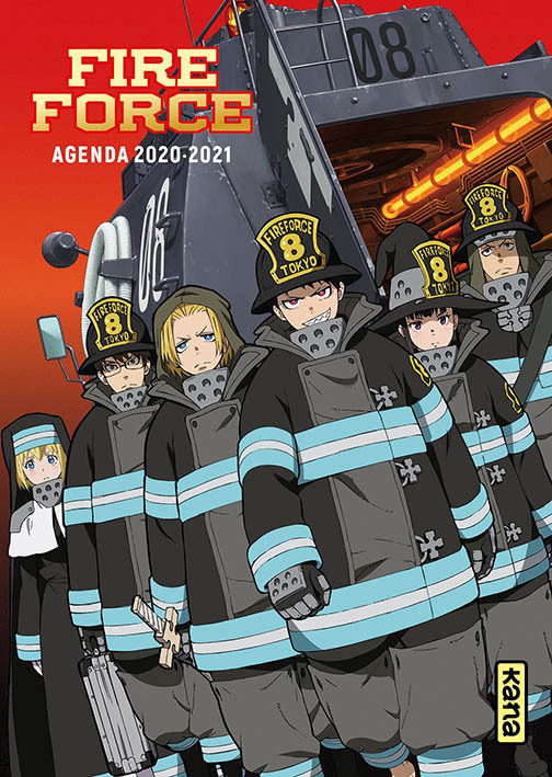 AGENDA FIRE FORCE 2020-2021
