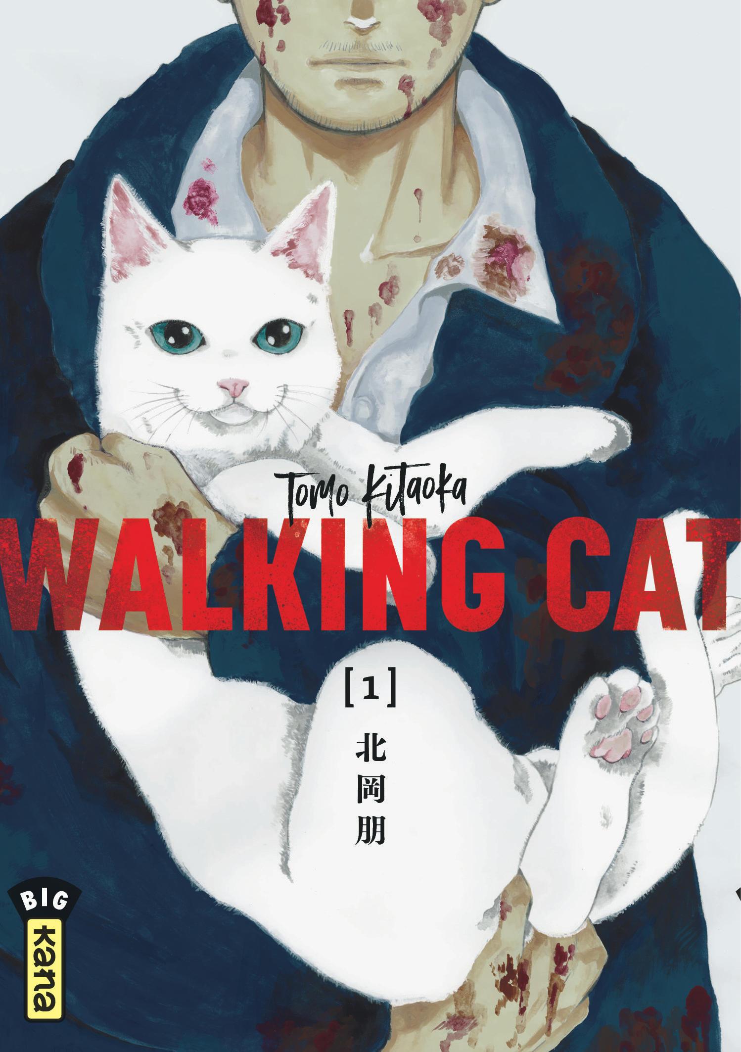 WALKING CAT - TOME 1