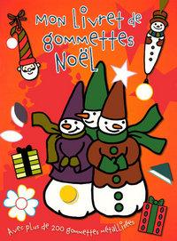 LIVRET DE GOMMETTES NOEL