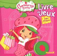 LIVRE JEUX CHARLOTTE AUX FRAIS
