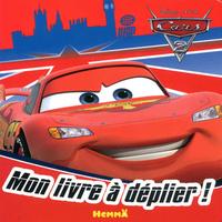 MON LIVRE A DEPLIER CARS 2