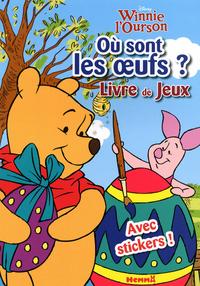 LIVRE DE JEUX WINNIE L OURSON