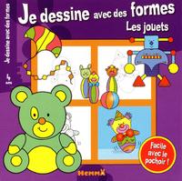 JOUETS - JE DESSINE AVEC DES FORMES