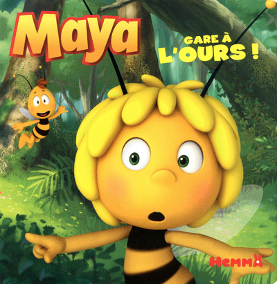 MAYA GARE A L'OURS