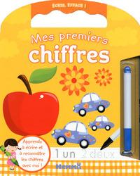 ECRIS, EFFACE ! MES PREMIERS CHIFFRES