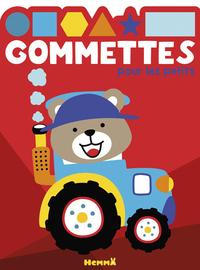 GOMMETTES POUR LES PETITS (TRACTEUR)