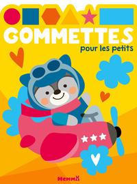 GOMMETTES POUR LES PETITS (AVION)