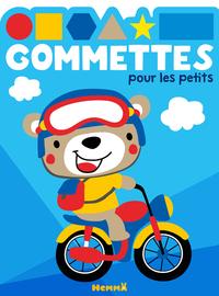 GOMMETTES POUR LES PETITS (MOTO)