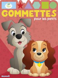 DISNEY BABY GOMMETTES POUR LES PETITS (LA BELLE ET LE CLOCHARD)