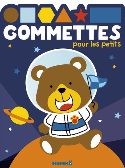 GOMMETTES POUR LES PETITS (ESPACE)