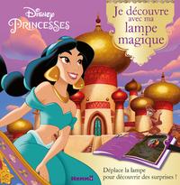 DISNEY PRINCESSES JE DECOUVRE AVEC MA LAMPE MAGIQUE (JASMINE)