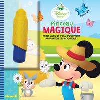 DISNEY BABY PINCEAU MAGIQUE (MICKEY)