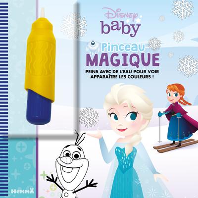 DISNEY BABY PINCEAU MAGIQUE (REINE DES NEIGES)