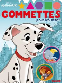 DISNEY ANIMAUX - GOMMETTES POUR LES PETITS (DALMATIEN)