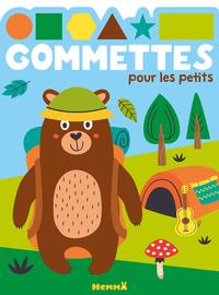 GOMMETTES POUR LES PETITS (VACANCES)