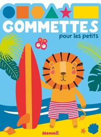 GOMMETTES POUR LES PETITS (ANIMAUX DE L'OCEAN)