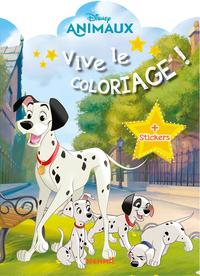 DISNEY ANIMAUX VIVE LE COLORIAGE !