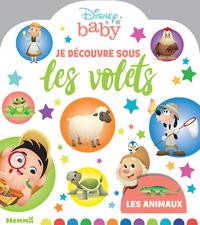 DISNEY BABY JE DECOUVRE SOUS LES VOLETS - LES ANIMAUX